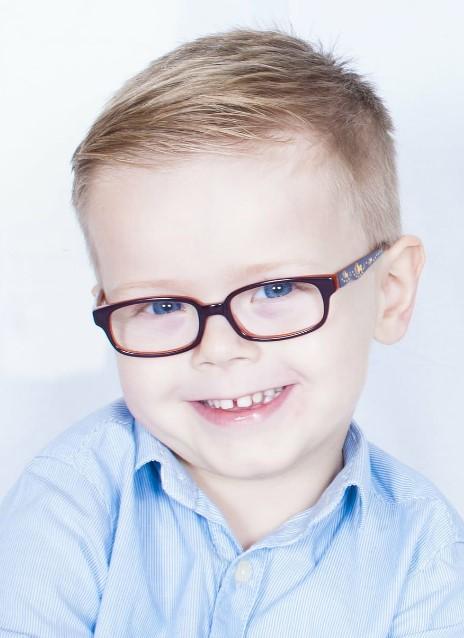 Pomembnost pregleda oči za otroke