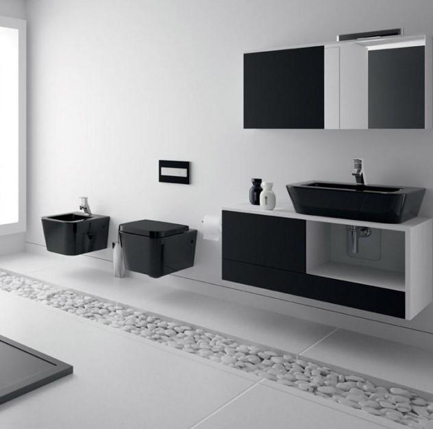Keramika za pod, stene in kopalnico