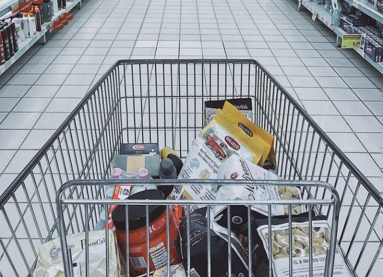 Pomoč starejšim na domu - nakupovanje